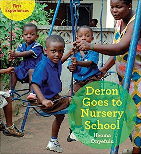 Deron goes to nursery school