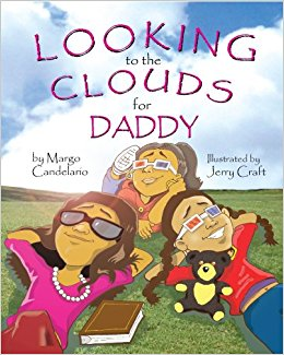 Looking to the clouds for Daddy