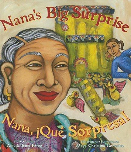 Nana's big surprise
