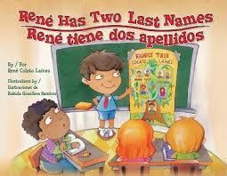 René has two last names / René tiene dos apellidos