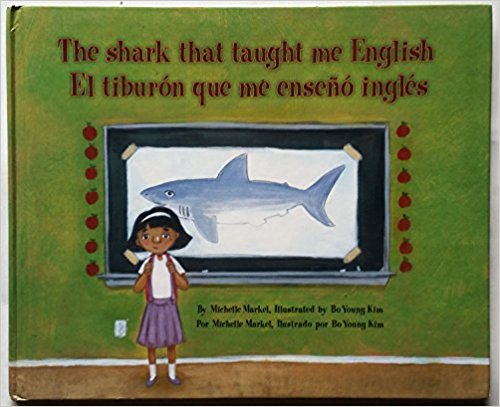 The shark that taught me English