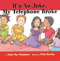 It's no joke, my telephone broke