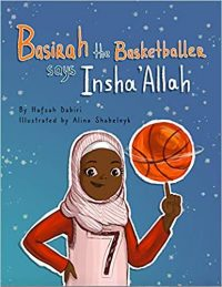Basirah the basketballer says Insha' Allah